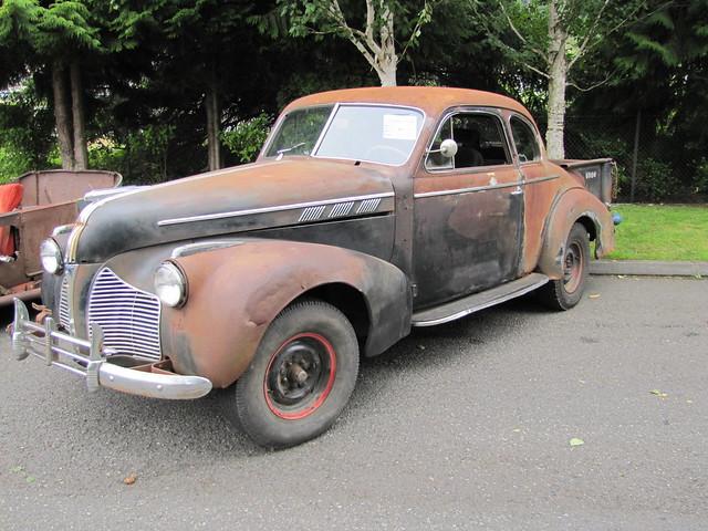 1940 pontiac deluxe rat rod 2 door sedan for sale for 1940 pontiac 2 door sedan
