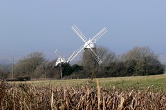 South Downs windmill