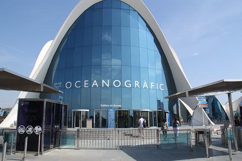 Por cierto el oceanogr fico de valencia for Oceanografico valencia