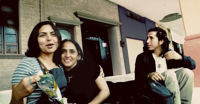 Claudia, Irasema, Milton; Villagran, Mexico (2000)