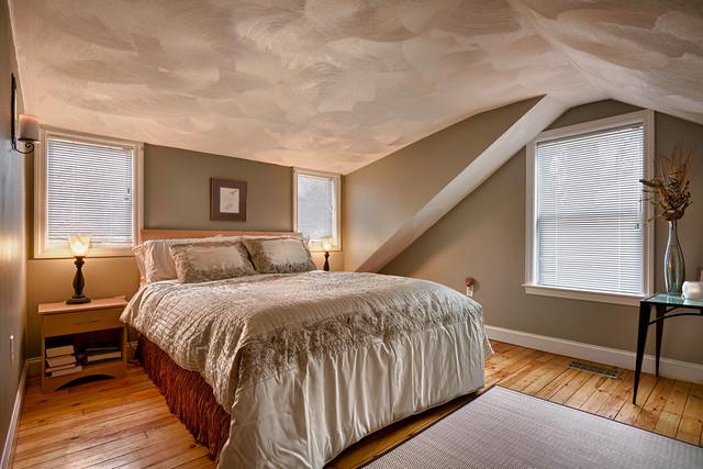 Master Bedroom - Marblehead Cape