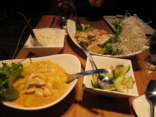 Thai food, yellow curry IMG_4689