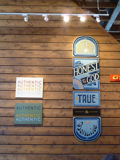 8 Authentics by Corinne and Authentic, Honest to God, True & Genuine, by Candice