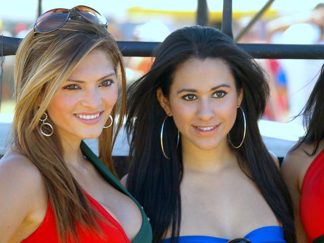 Chicas Modelo De El Salvador