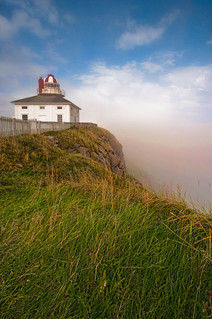 The Old Cape Spear Lighthouse