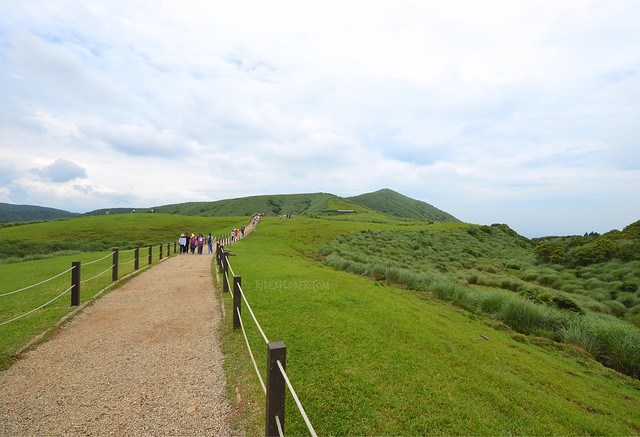 yangmingshan national park taiwan itinerary