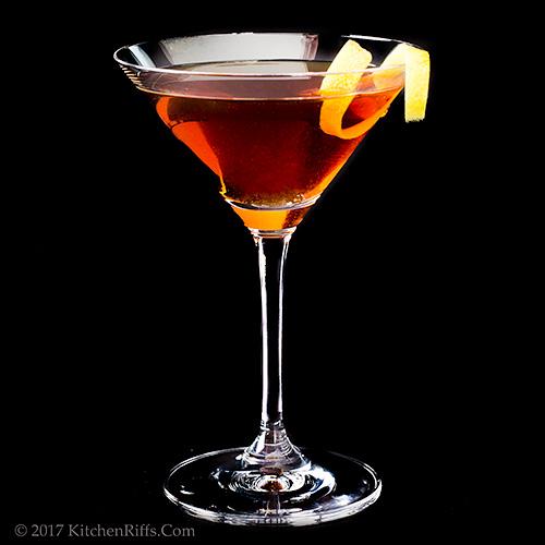 Fourth Regiment Cocktail
