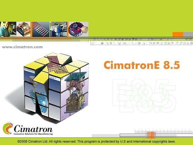 Cimatron Elite E8.5 X86 X64 Full