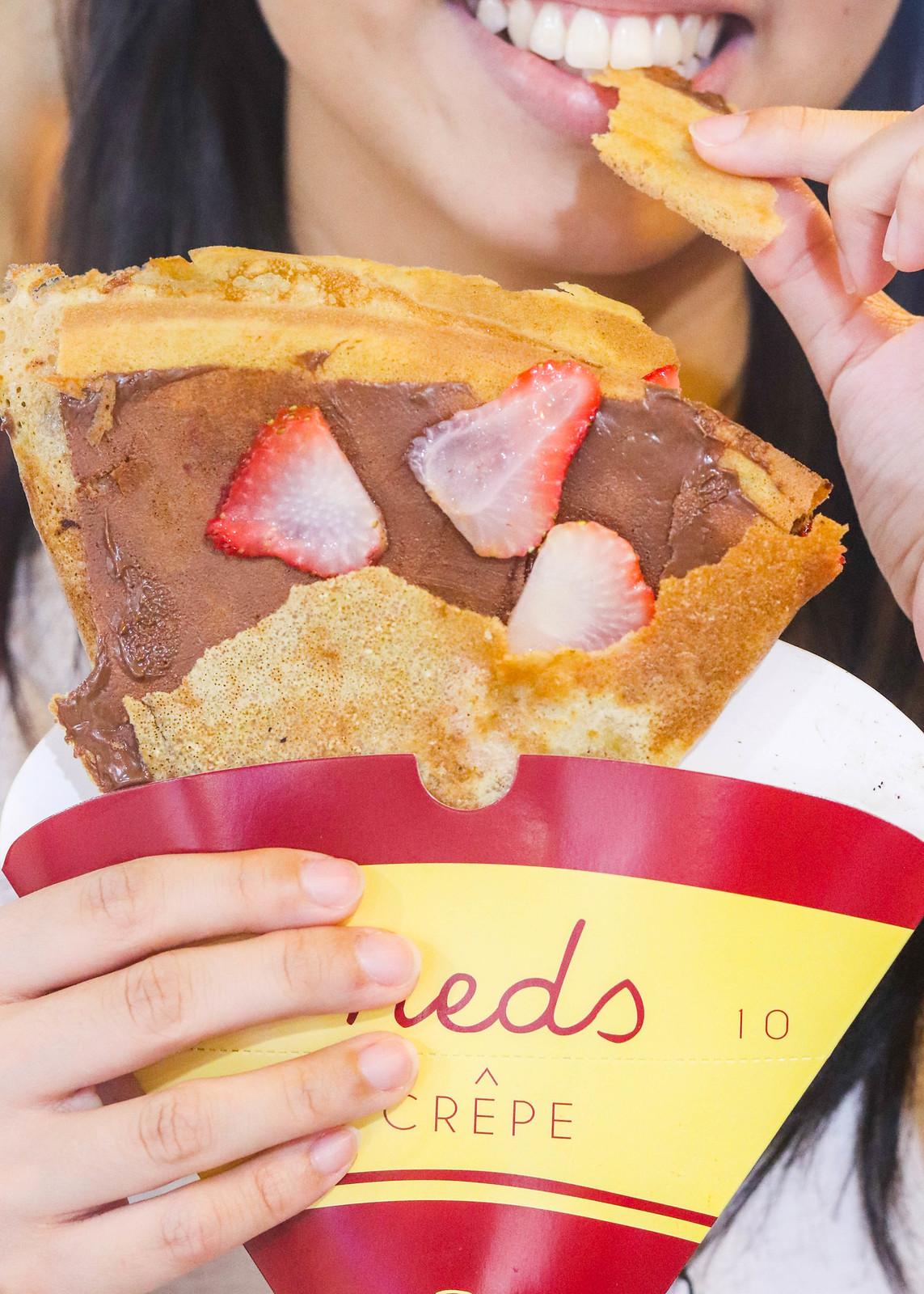 布吉斯街头美食:NEDS