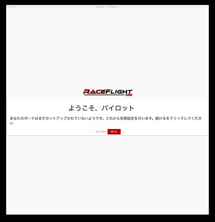 Raceflight One Configurator 日本語化