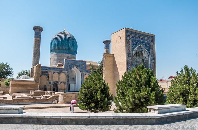 Samarkand Uzbekistan-7