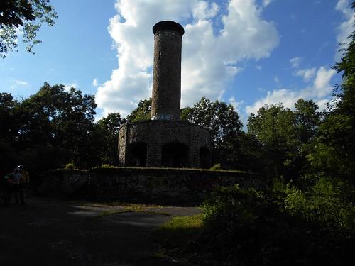 phallic tower
