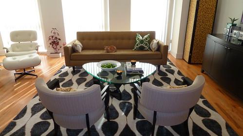 tunjukkan anda 5 cara idea segera dekorasi bagi ruang tamu.