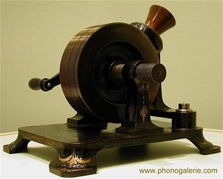 Edison Tinfoil Phonograph