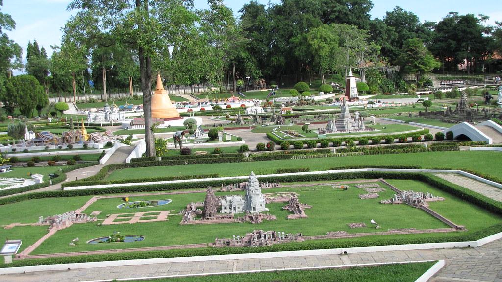 Parque Mini Siam
