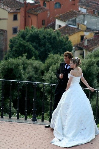 A wedding in Florence by jojo 77