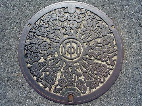 Joyo, Kyoto manhole cover(京都府城陽市のマンホール)