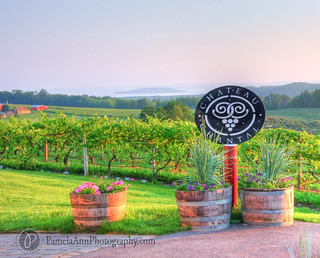 Chateau Chantal Winery by Pamela Bevelhymer