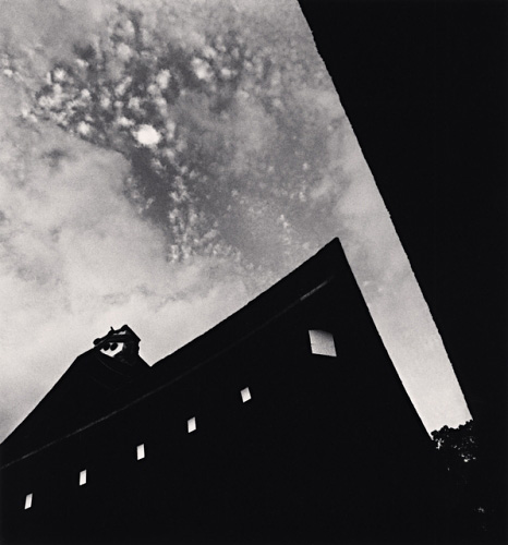 White Squares, Kyoto, by Michael Kenna 1987