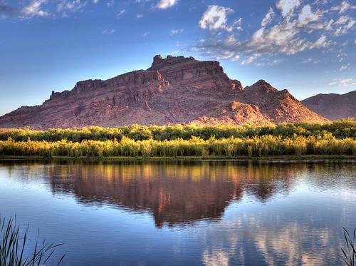 arizona sunrise hdr mesa redmountain mesaaz photomatixpro canonef2470mmf28lusmzoomlens grantbrummett canon5dmarkiidigitalcamera