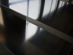 Chinati - Judd Cube abstract 3