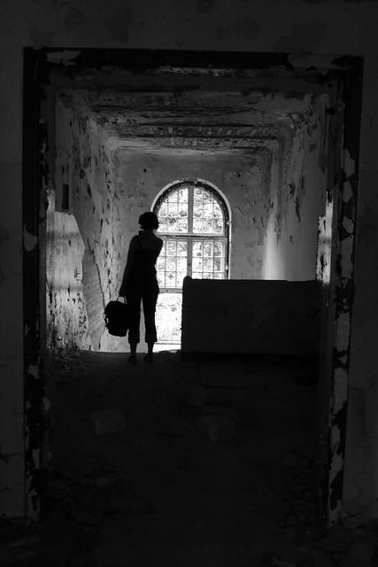 Opuszczony szpital psychiatryczny w Otwocku/ Abandoned Jewish mental hospital in Otwock, Poland