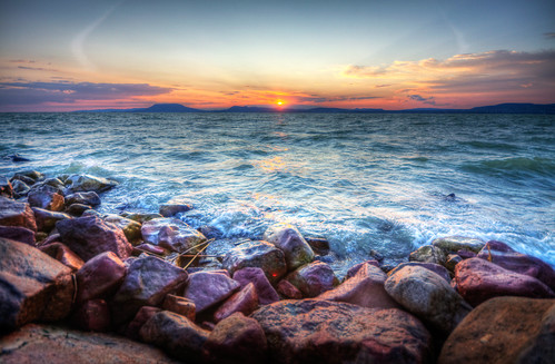 sunset naplemente balaton badacsony mywinners anawesomeshot flickraward fonyód