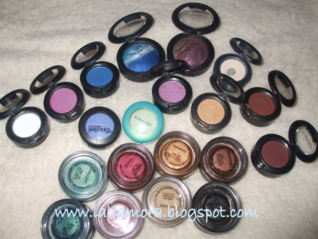 EYESHADOWS AND PAINTPOTS