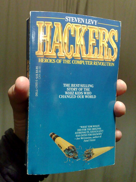 Hackers Books for Computer Science Majors