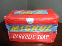 C.W.S. MICROL Carbolic Soap