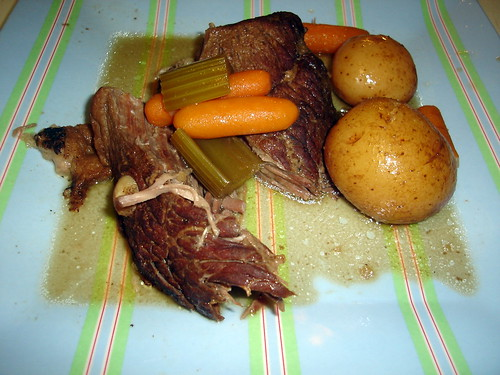 Pot Roast after 8 Hours