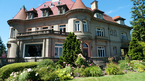 french renaissance historic architectural style - Mansion Architectural Styles