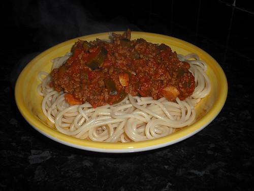 EE - Spaghetti Bolognese - syn free