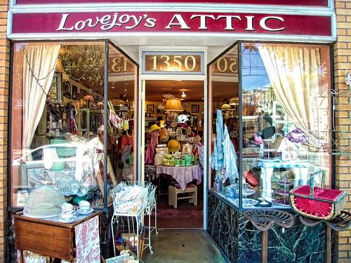 Lovejoy's Attic