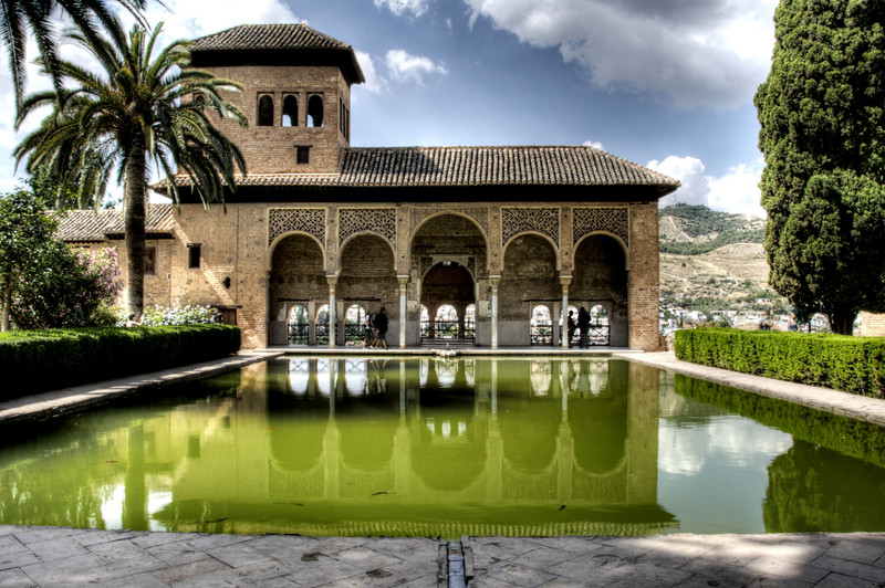 Alhambra gardens granada jardines de la alhambra for Jardines alhambra