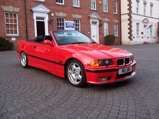 E36 M3 Evo Convertible Bright Red A Photo On Flickriver