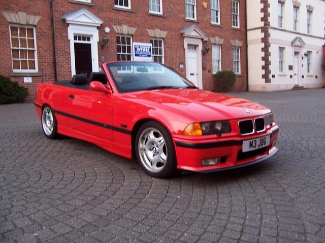 E36 M3 Evo Convertible Bright Red A Photo On Flickriver