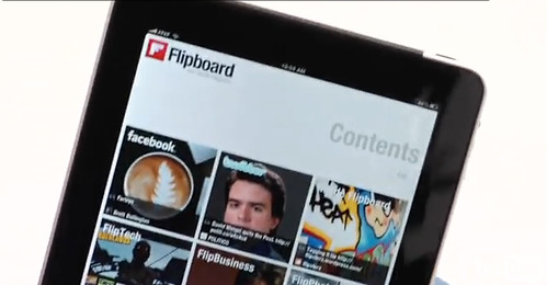 Image: Exclusive look at the new ipad app Flipboard