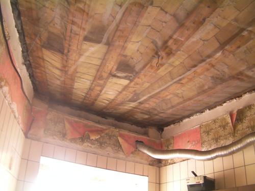 Forjado de madera y ladrillo aprende con sergio - Ladrillos de hormigon ...