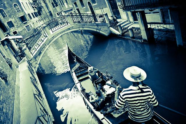 Italy - Venice - Gondola