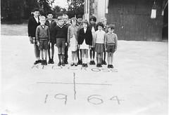 Barabba Rural School 1964