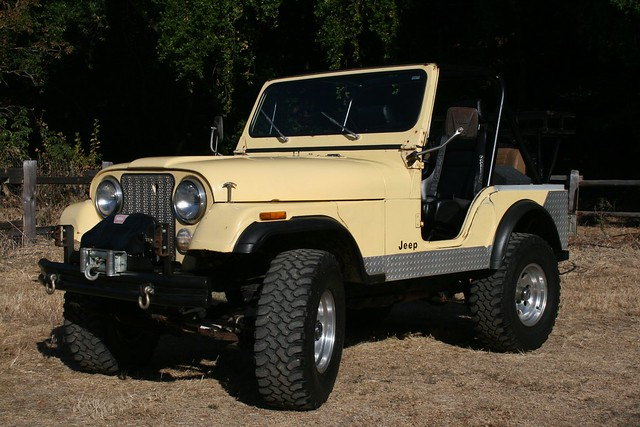 1980 jeep cj5 this jeep is for sale details here flickr photo sharing. Black Bedroom Furniture Sets. Home Design Ideas