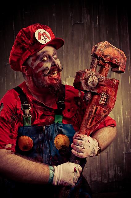 Mario zombie