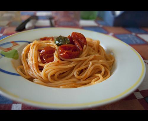 Ssspaghetti :-P