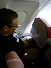 The Worst Airplane Seat In The World
