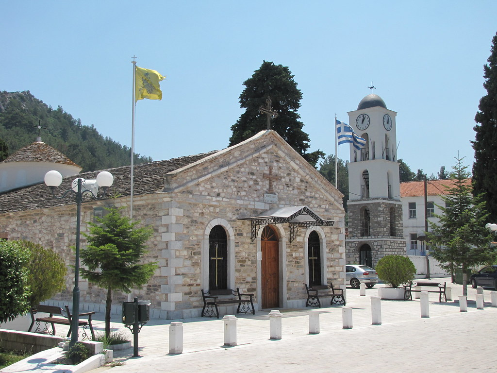 St.Nicholas Church,Thassos island-Greece