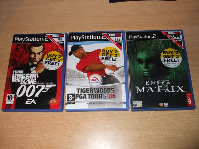 GameStop Pick-Ups 29/03/10