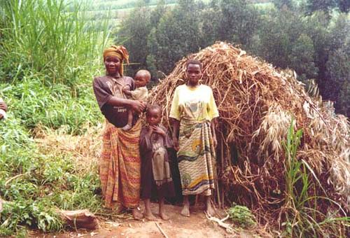 Twa People (Rwanda Burundi Congo Tanzania Uganda