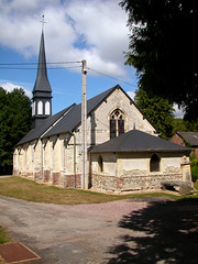 Church, St Julien de Mailloc