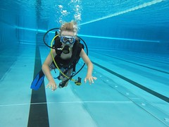 underwater diving, swimming, sports, recreation, outdoor recreation, leisure, underwater sports, azure, swimmer, water sport, blue,